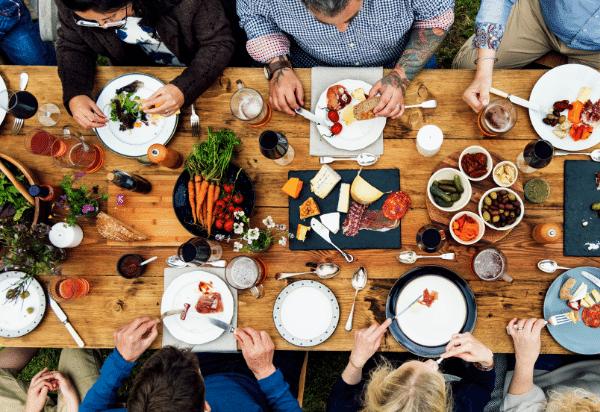 איך תתאימו את גודל פינת האוכל לצרכים ולחלל שלכם?